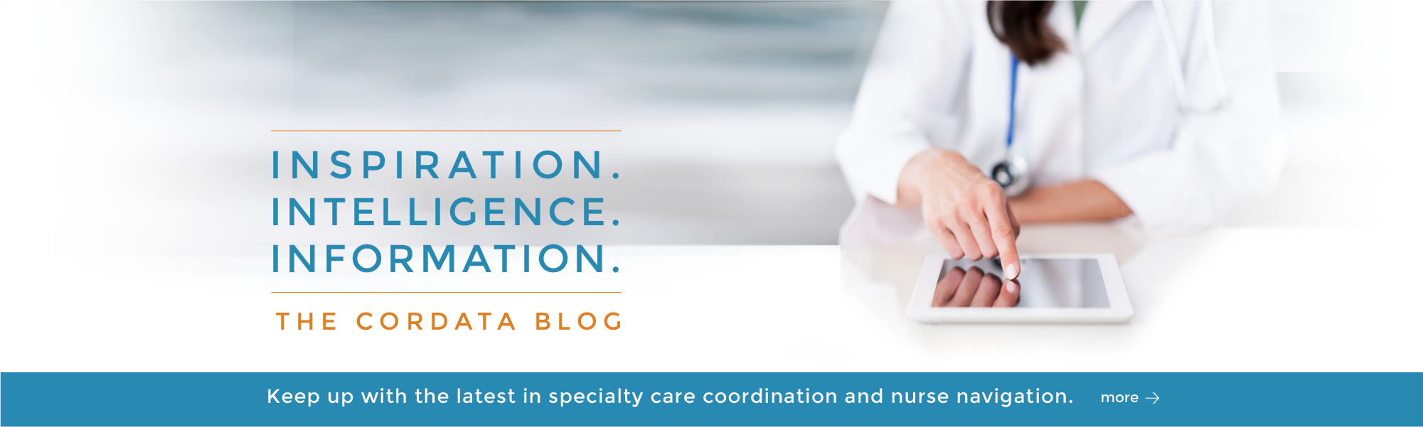 Cordata Healthcare Blog