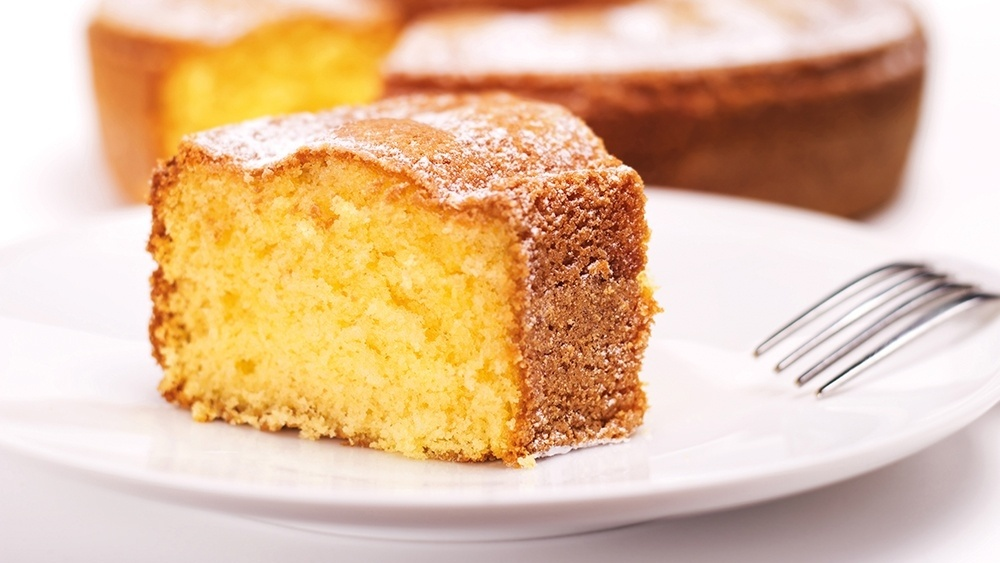 Bee Inspired Recipe Lemon And Honey Sponge Cake