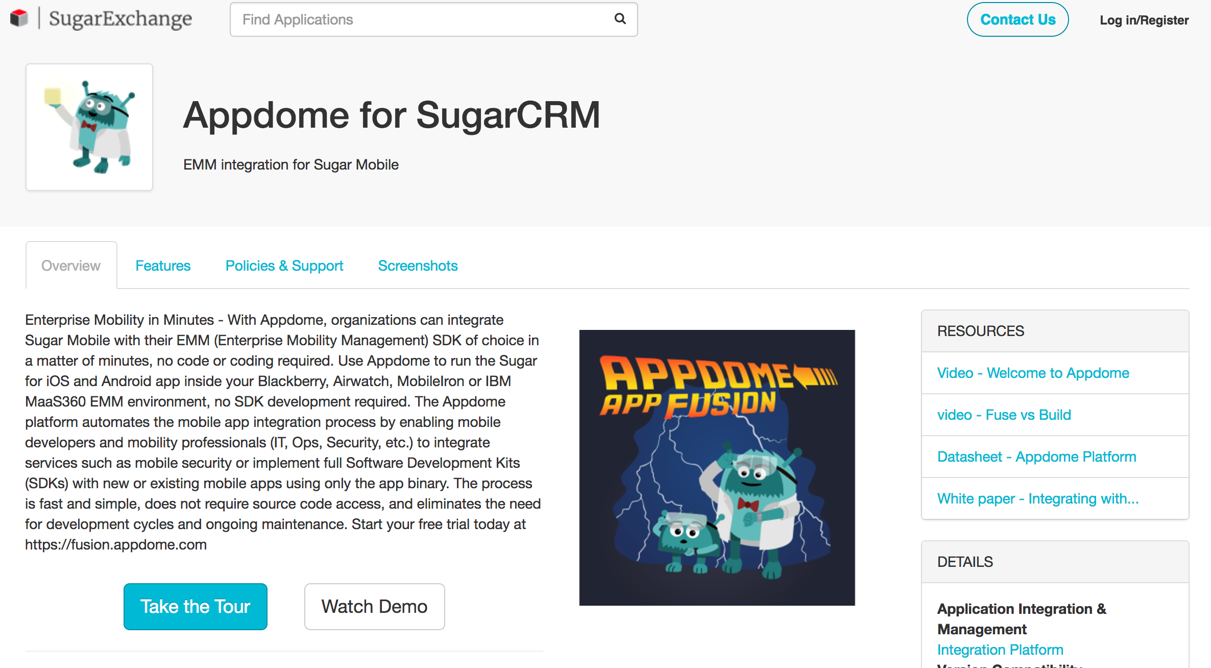 Appdome-welcomes-sugarcrm-to-no-code-integration-2.png