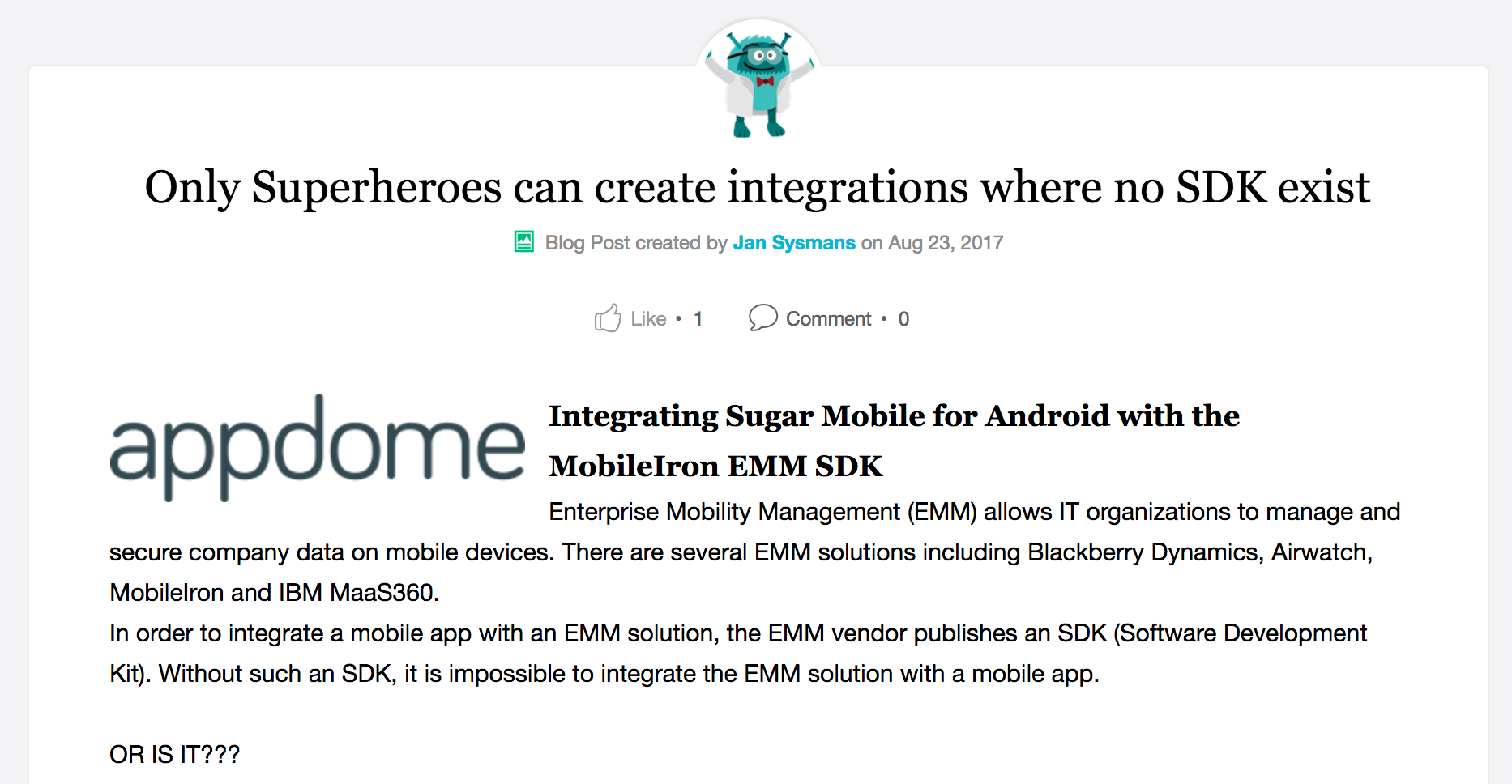 Appdome-welcomes-sugarcrm-to-no-code-integration-3.png