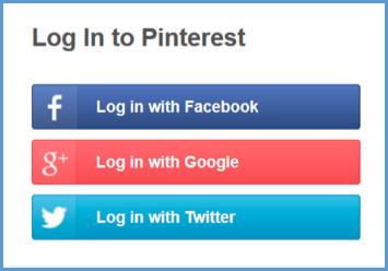 social login twitter using oauth for mobile SSO
