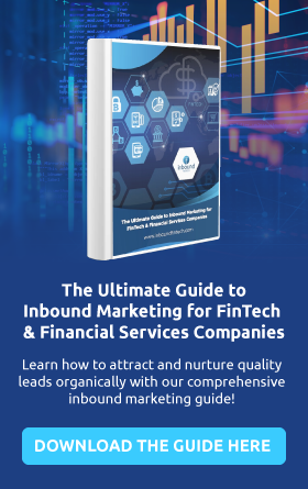 Inbound Marketing for Fintech Financial Services Guide
