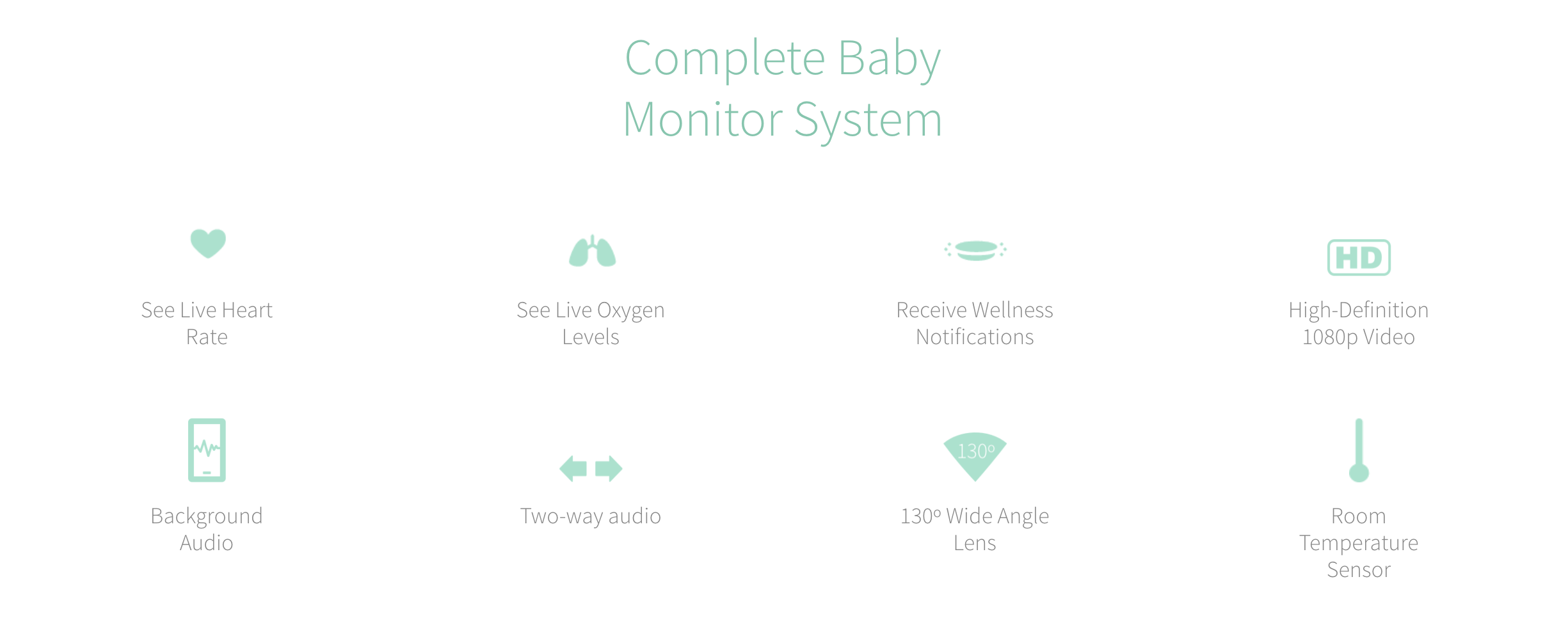Owlet Monitor System