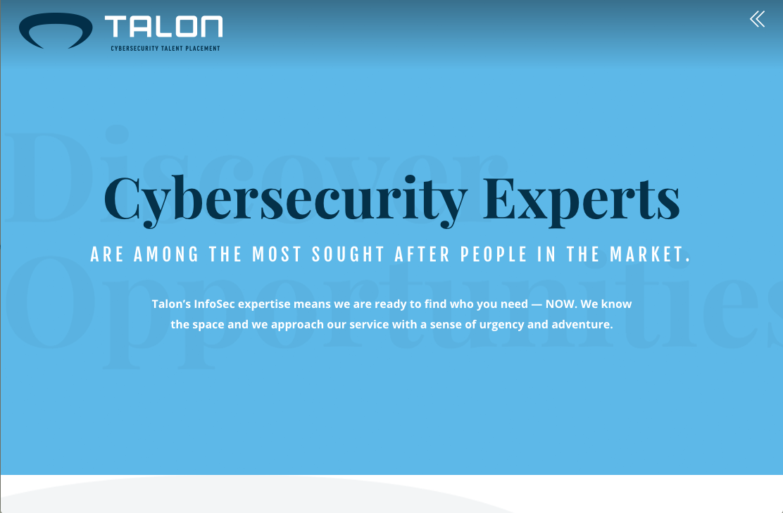 B2B Technology Marketing Website