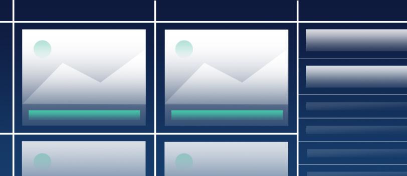 blog layout example