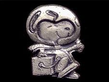Silver Snoopy Astronaut Award