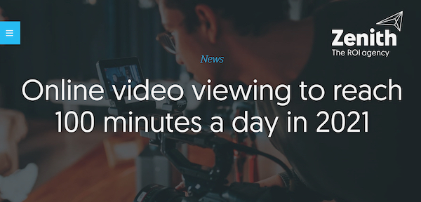 Paid video in a nurture campaign