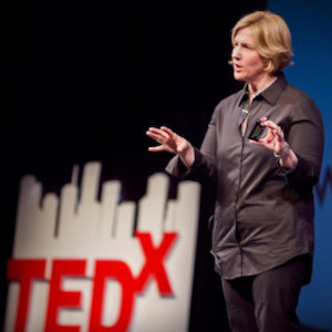 Brene brown first ted talk