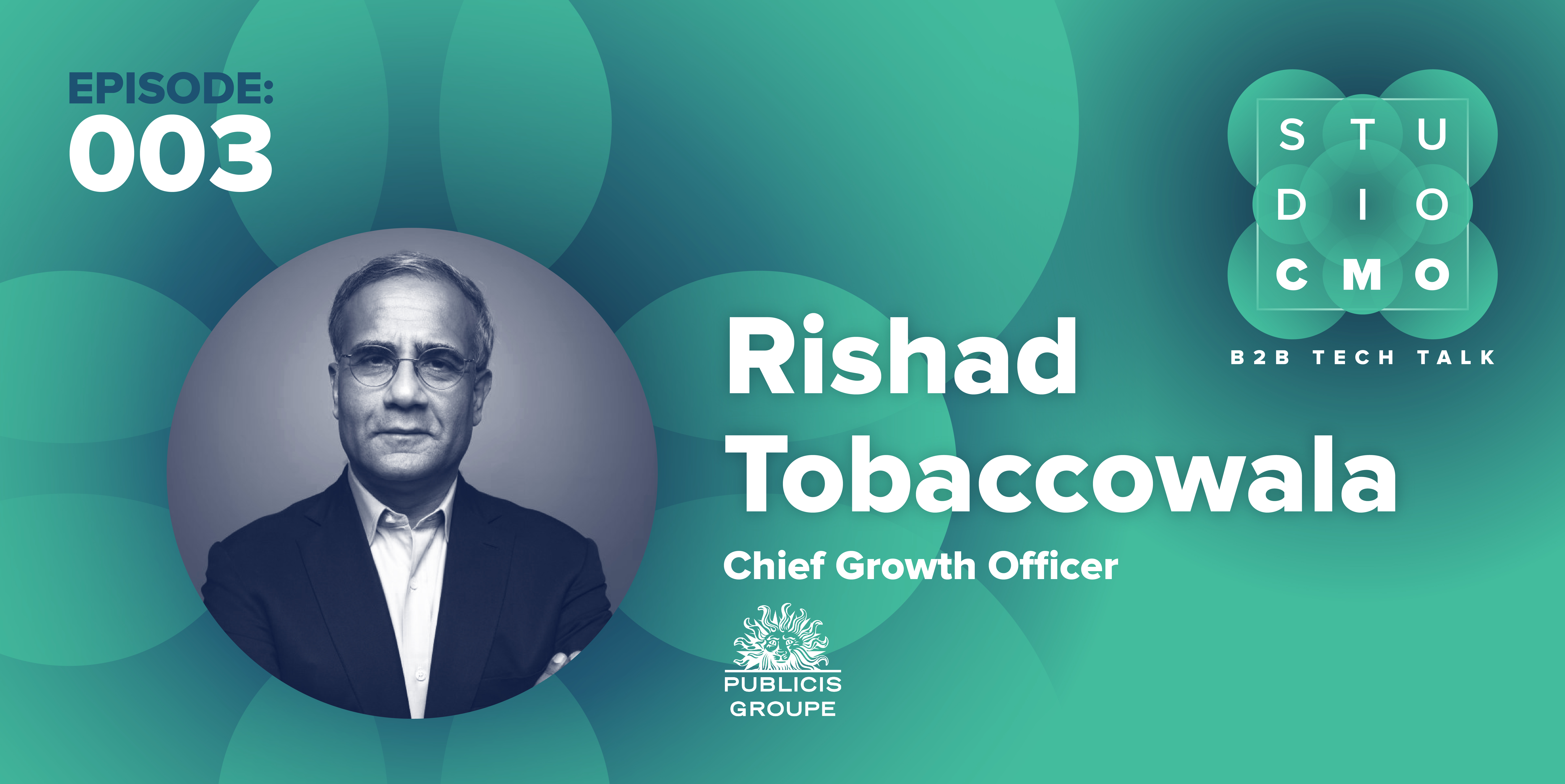 Rishad tobaccowala marketing podcast