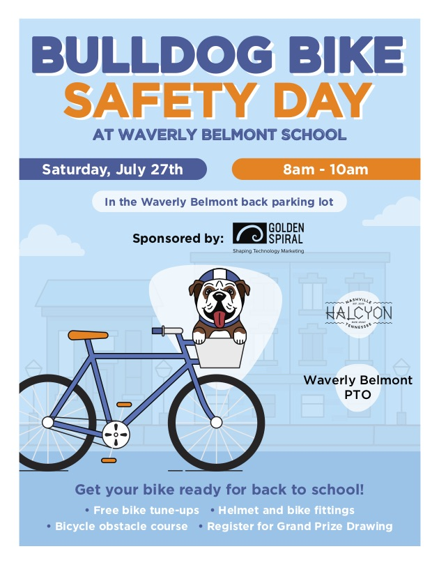 GS Bulldog Bike Day Poster i.05 Landing Page Featured Image