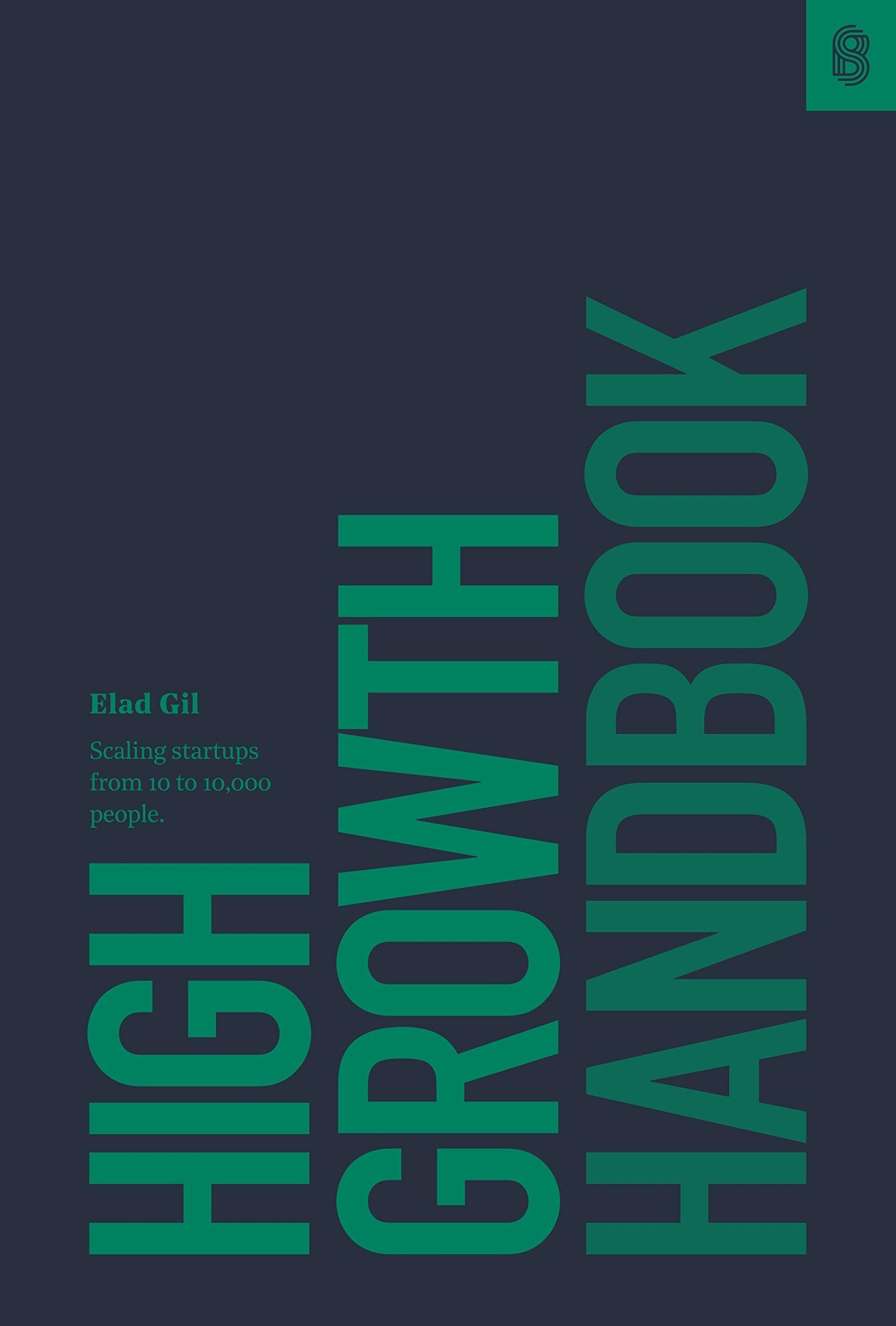 High Growth Handbook Book