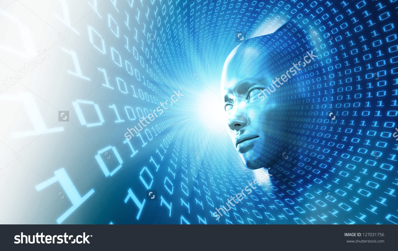 Artificially intelligent being