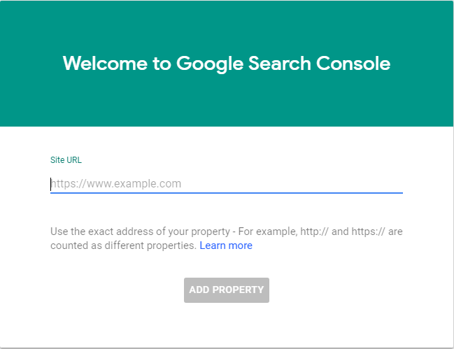 New Google Search Console Update