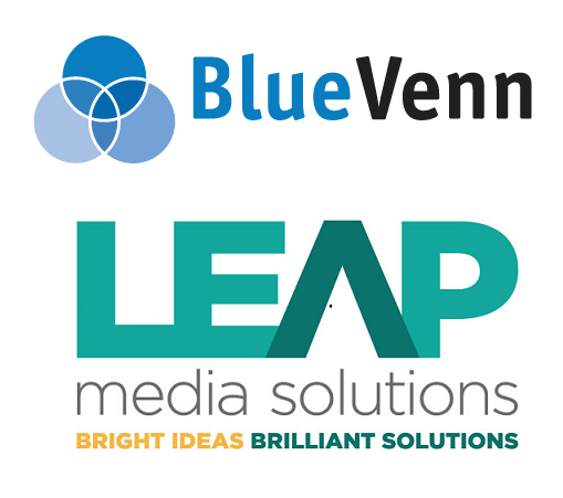 BlueVenn and LEAP Media Solutions