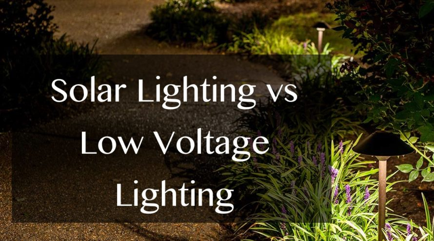 Why Outdoor Solar Lighting Is Not The Best Choice