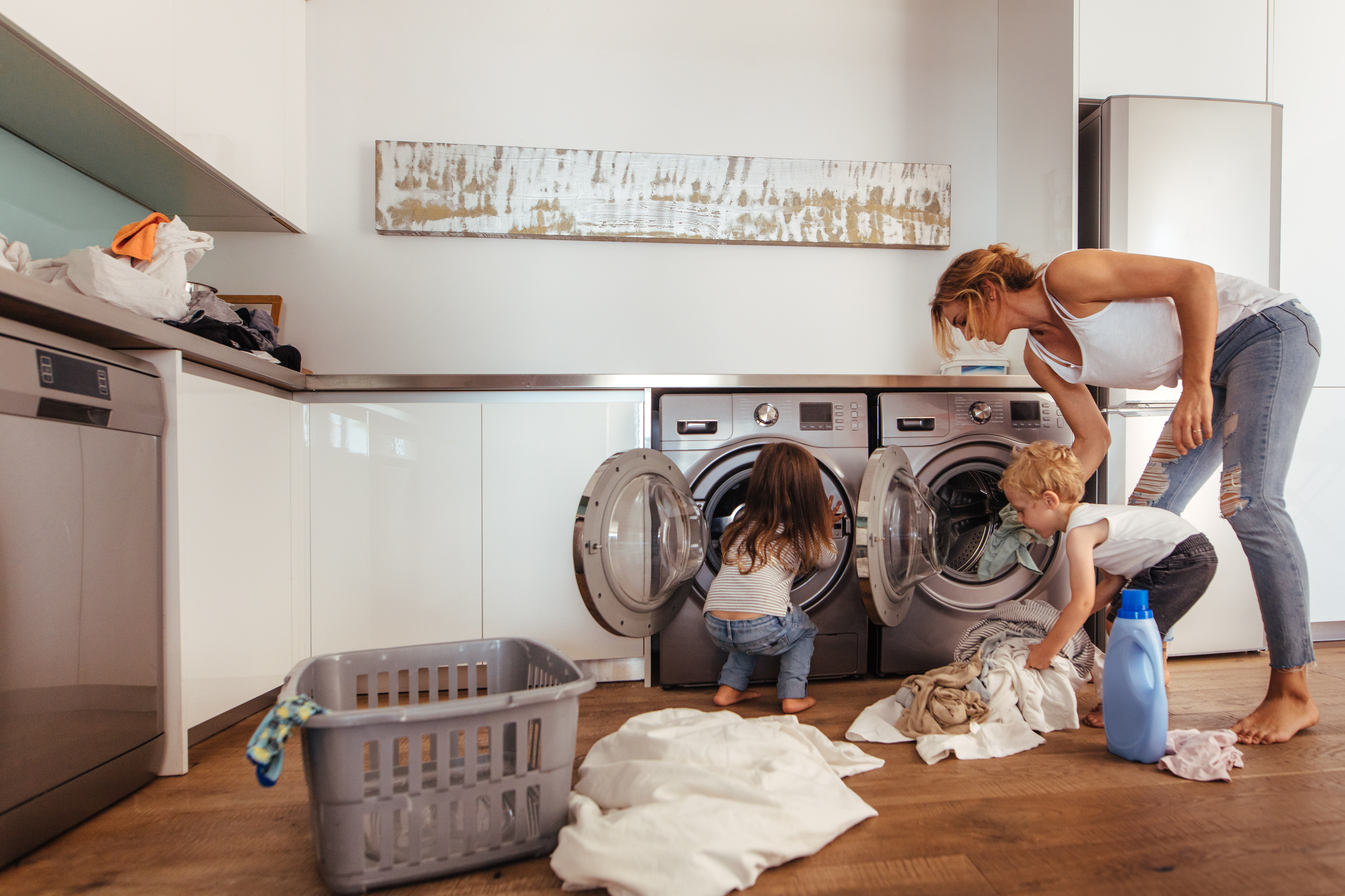A Realistic Organization Plan for Moms in 2019