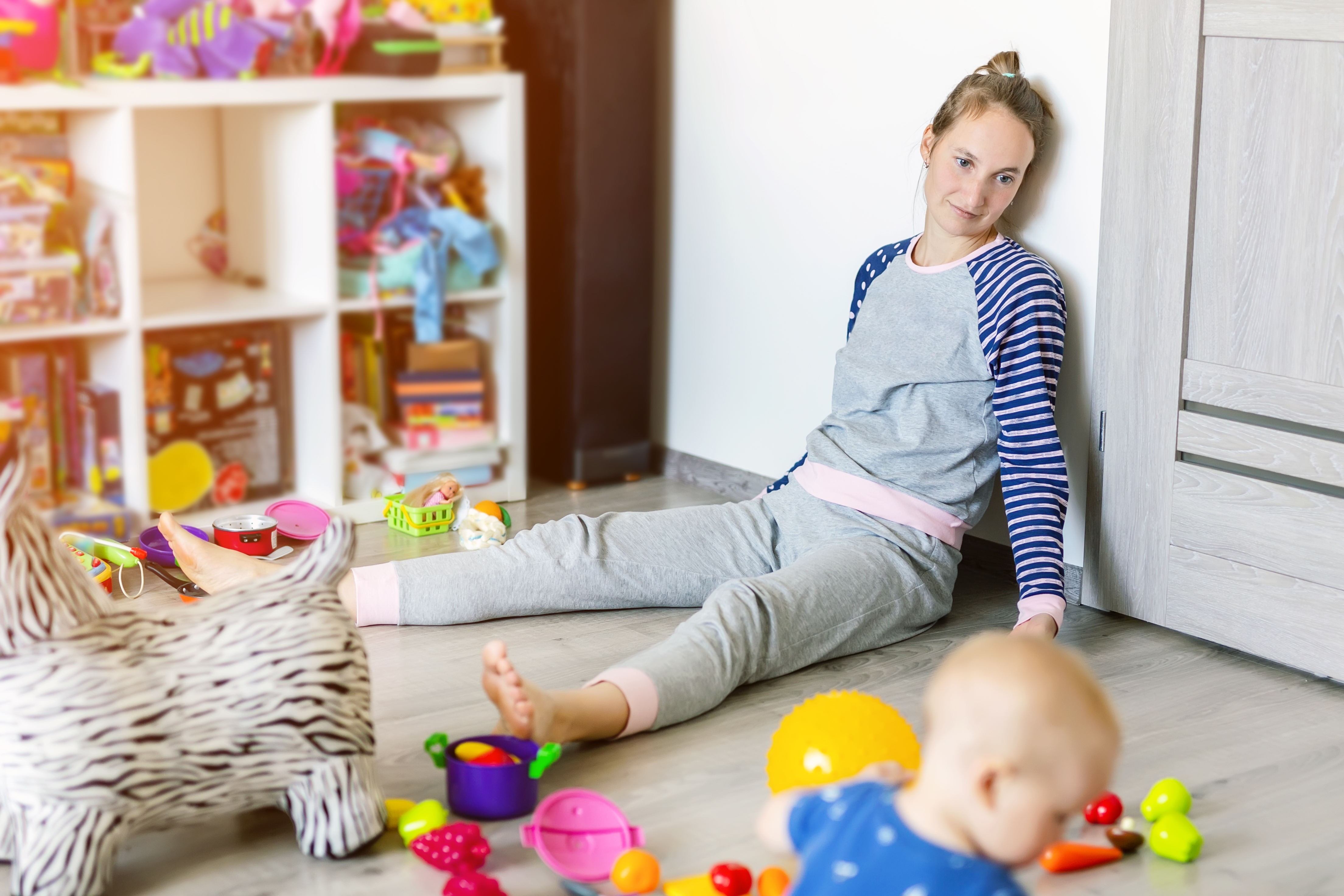 Being a SAHM Isn't For Everyone, And That's Okay