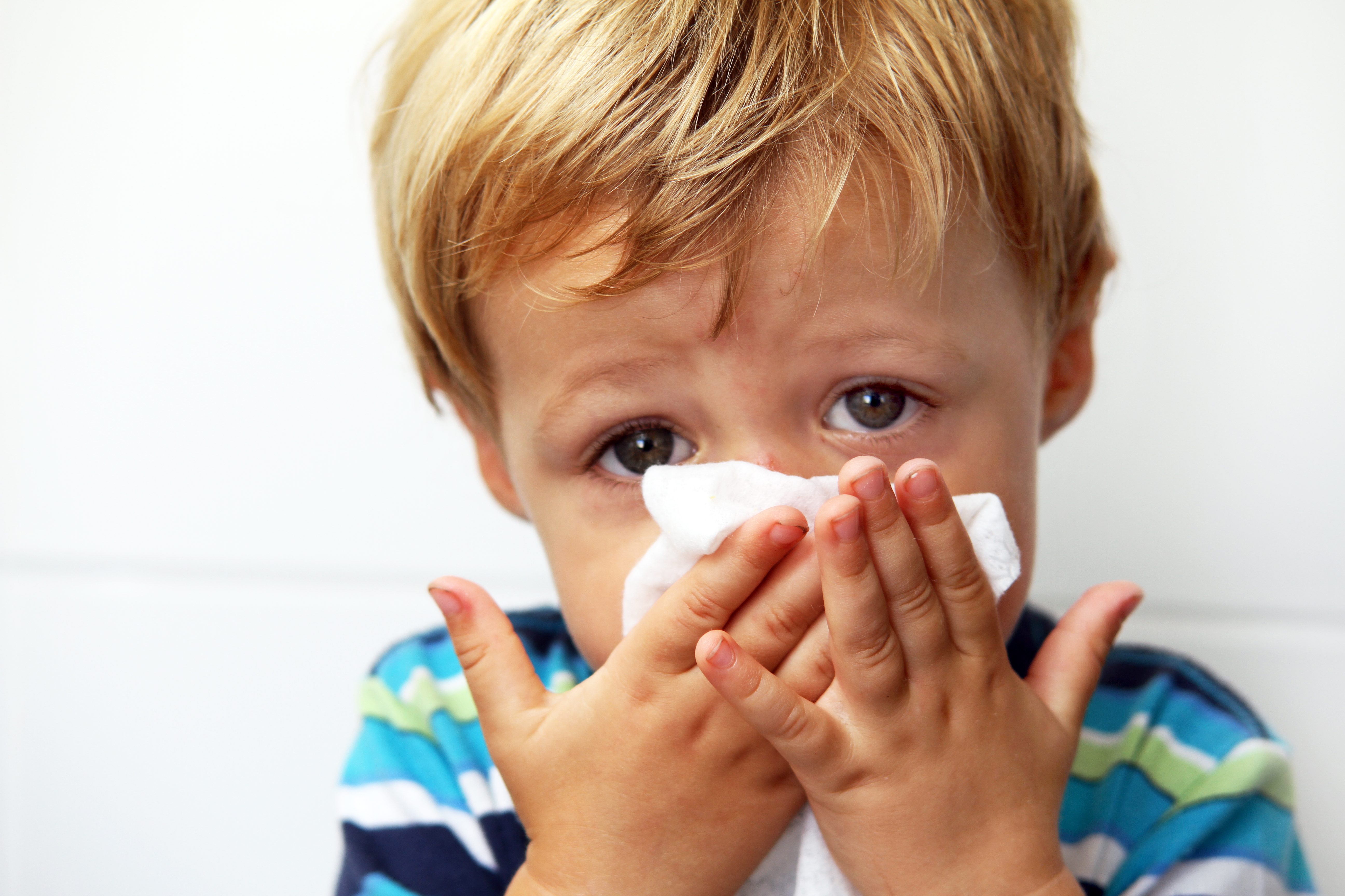 How to Survive the First 6 Months of Daycare During Cold and Flu Season