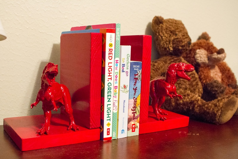 Diy Cute Simple Bookends For Kids
