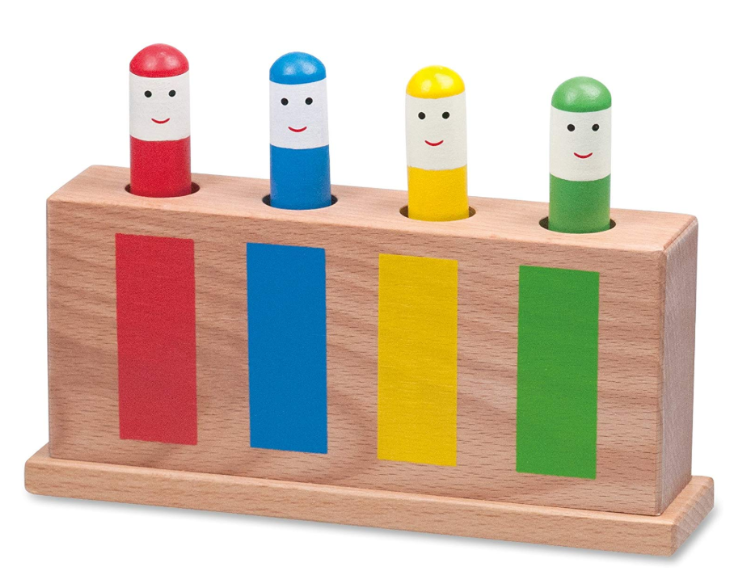 Montessori Pop Up Toy