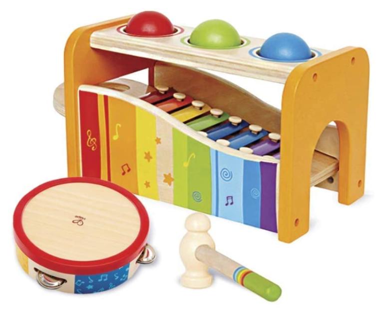 Montessori Wooden Music Set