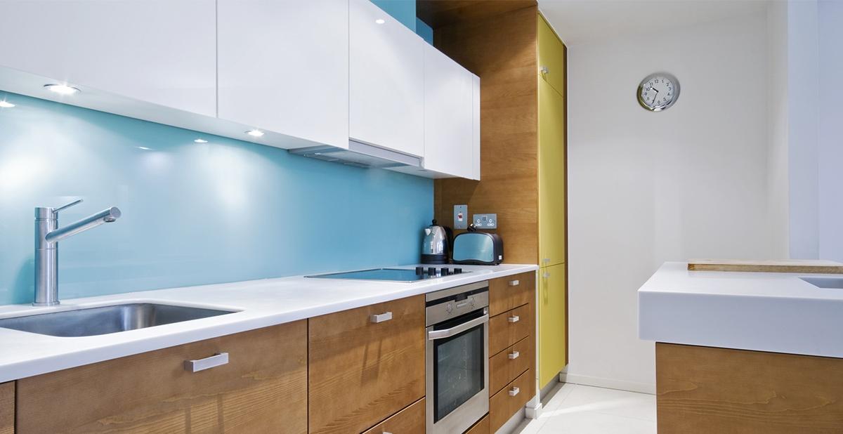 Soluzioni per pitturare la cucina Caparol Media - Colore ...
