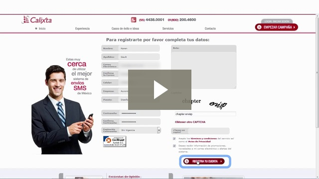 Tutoriales Calixta Contact Center 1