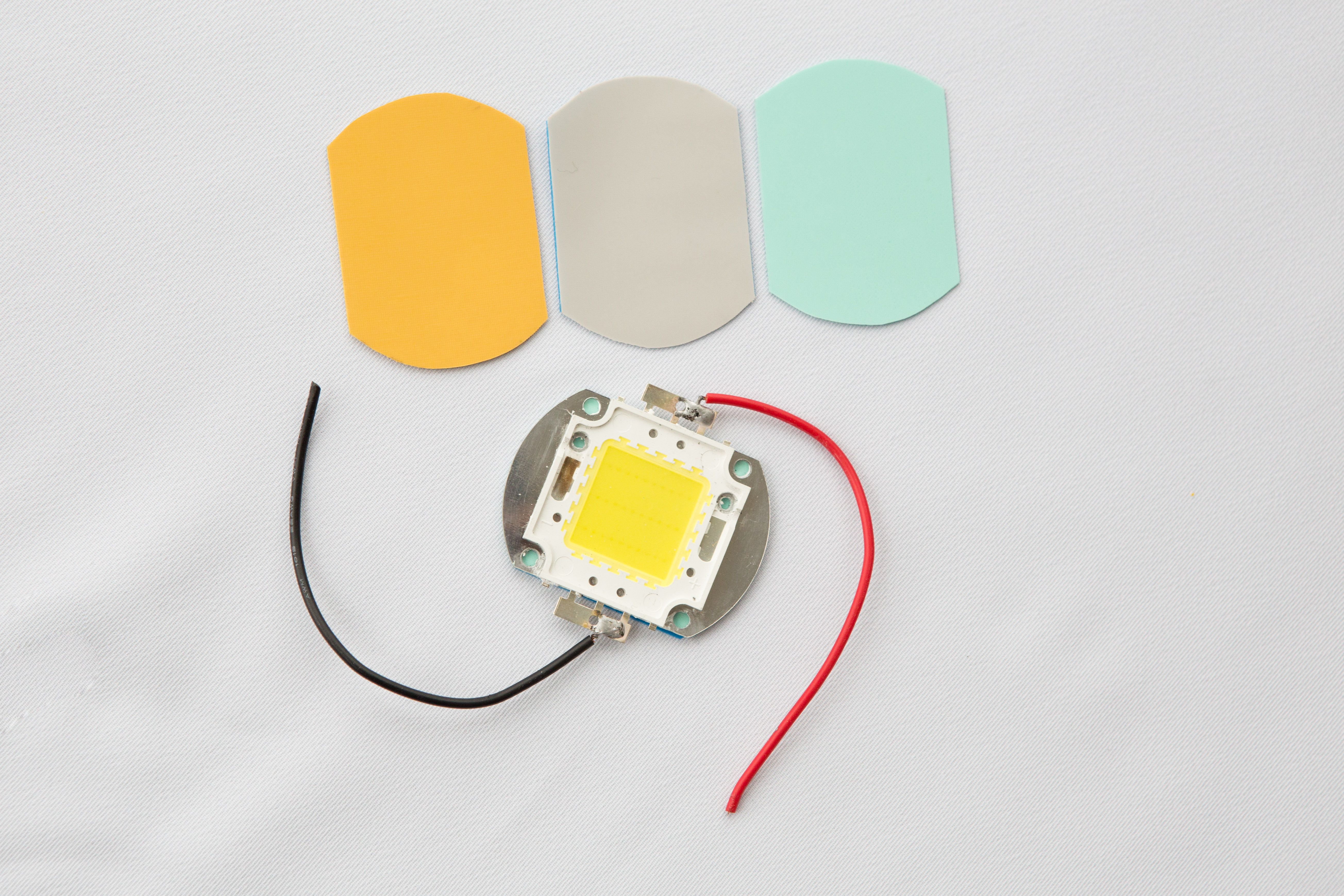 Thermal Management In Led Light Assemblies