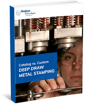 Catalog vs. Custom Deep Draw Metal Stamping