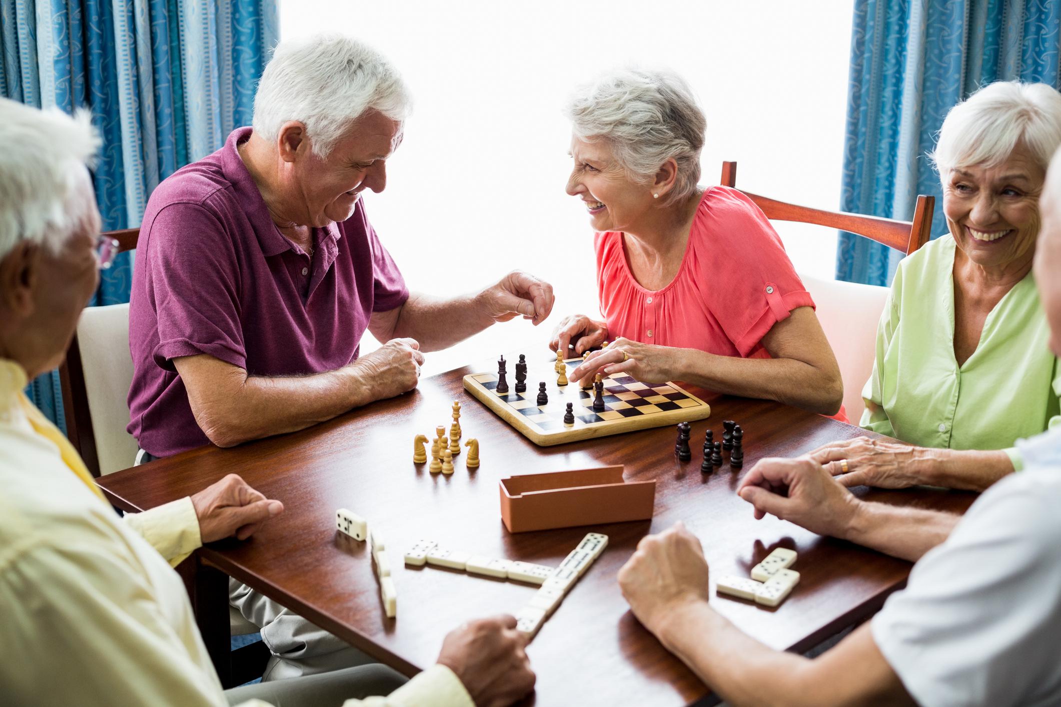Juegos De Memoria Para Adultos Cómo Ayudan A Activar La Memoria
