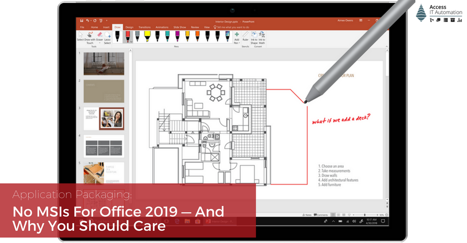 No MSIs For Office 2019 — And Why You Should Care