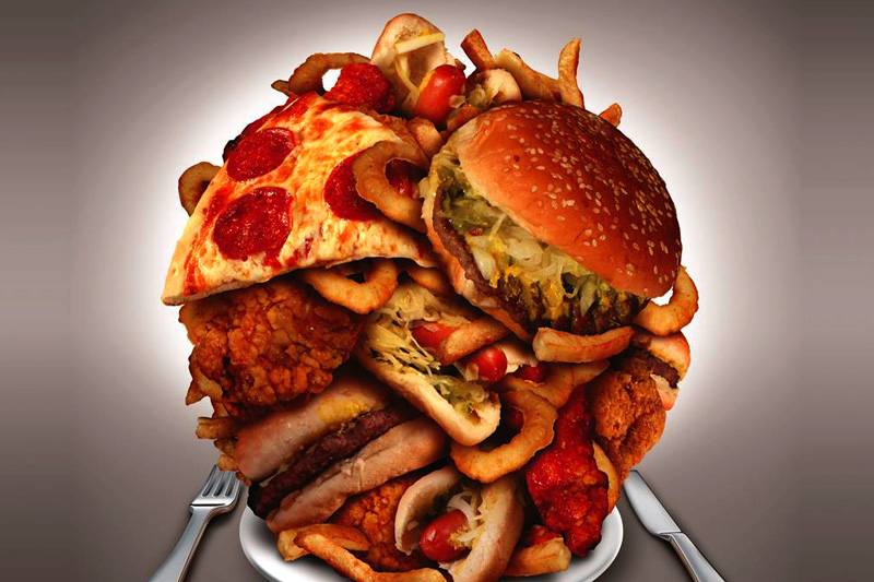 Ghrelin plays a key role in causing people to overeat
