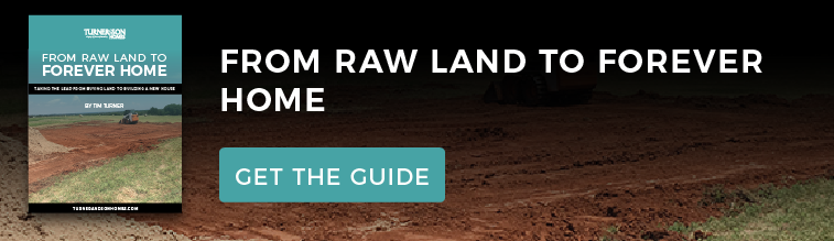Building A Custom Home On Your Land: The Step-By-Step Guide - Turner