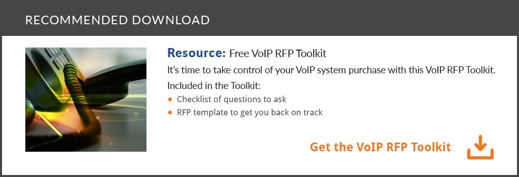 Free VoIP RFP Toolkit