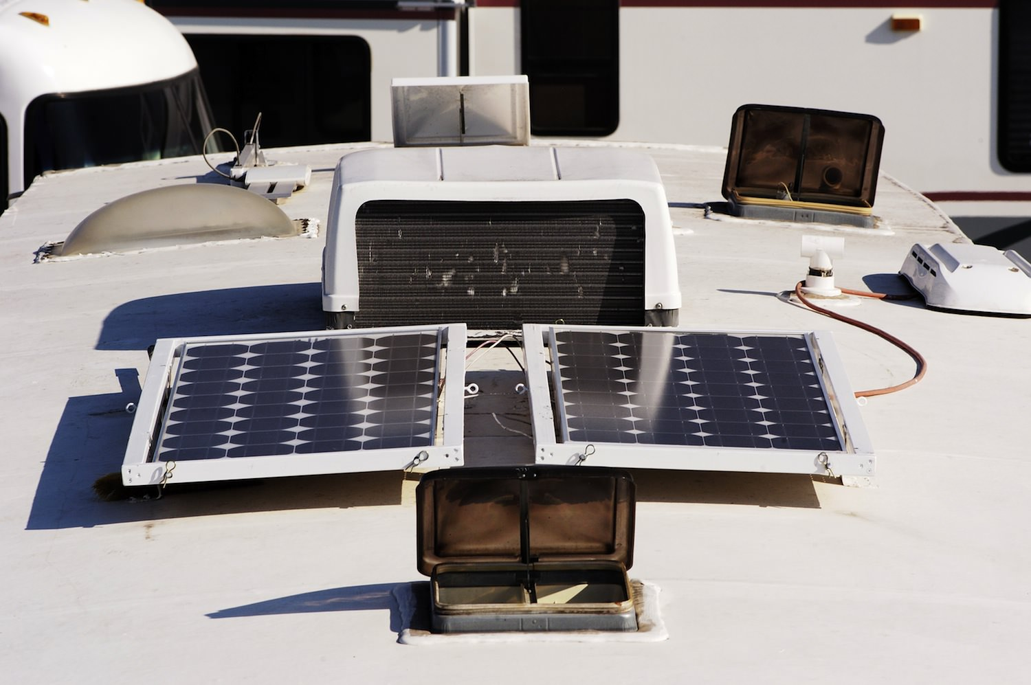 The Best Portable Solar Panels For Rvs