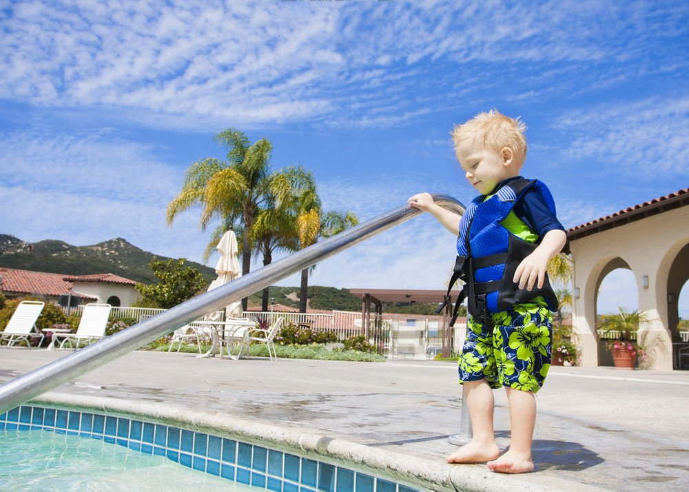Pool safety equipment every parent should have