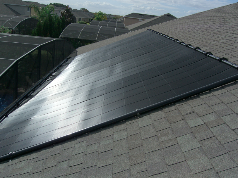 Solar Pool Panels Vs Gas In Ground Pool Heaters