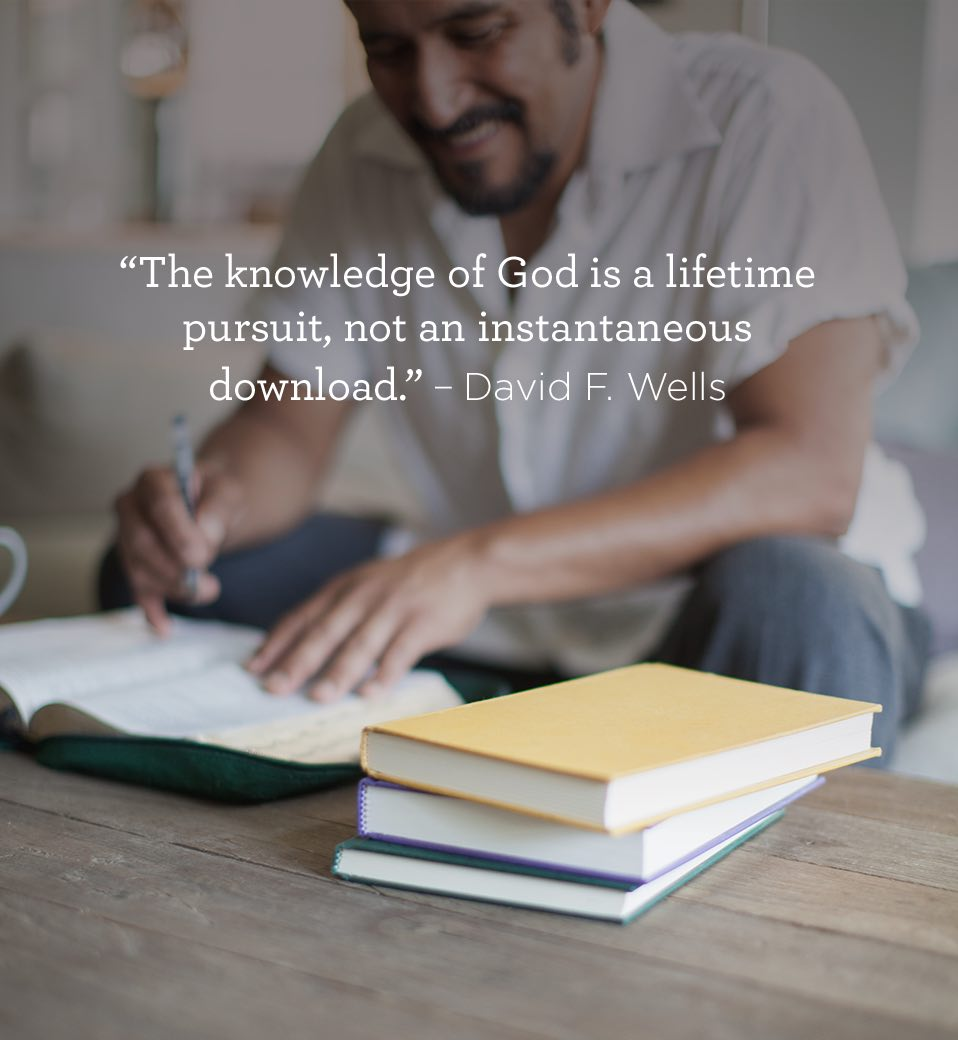 thumbnail image for The Knowledge of God is a Lifetime Pursuit