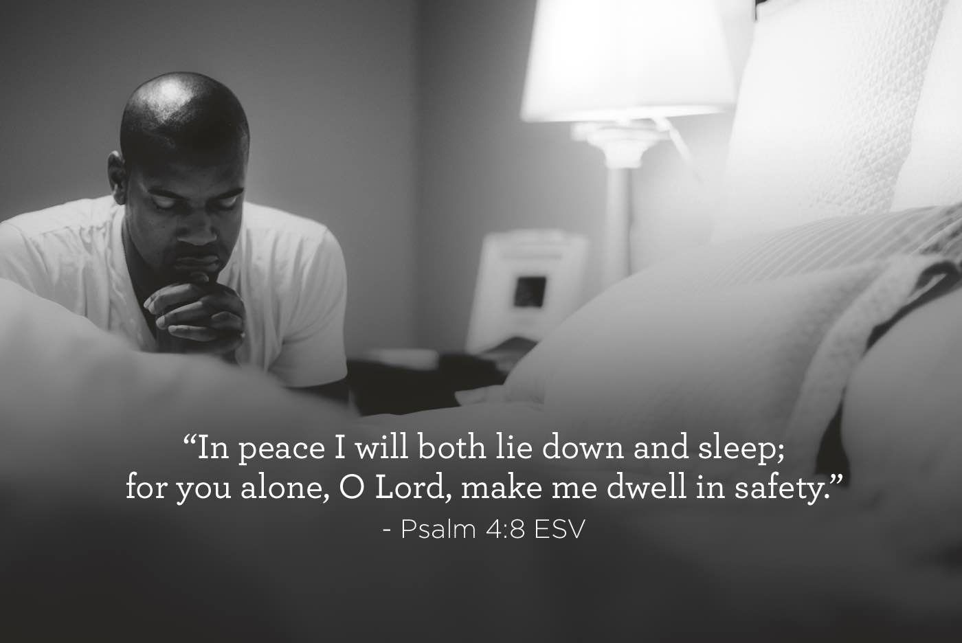 Featured image for You Make Me Dwell in Safety