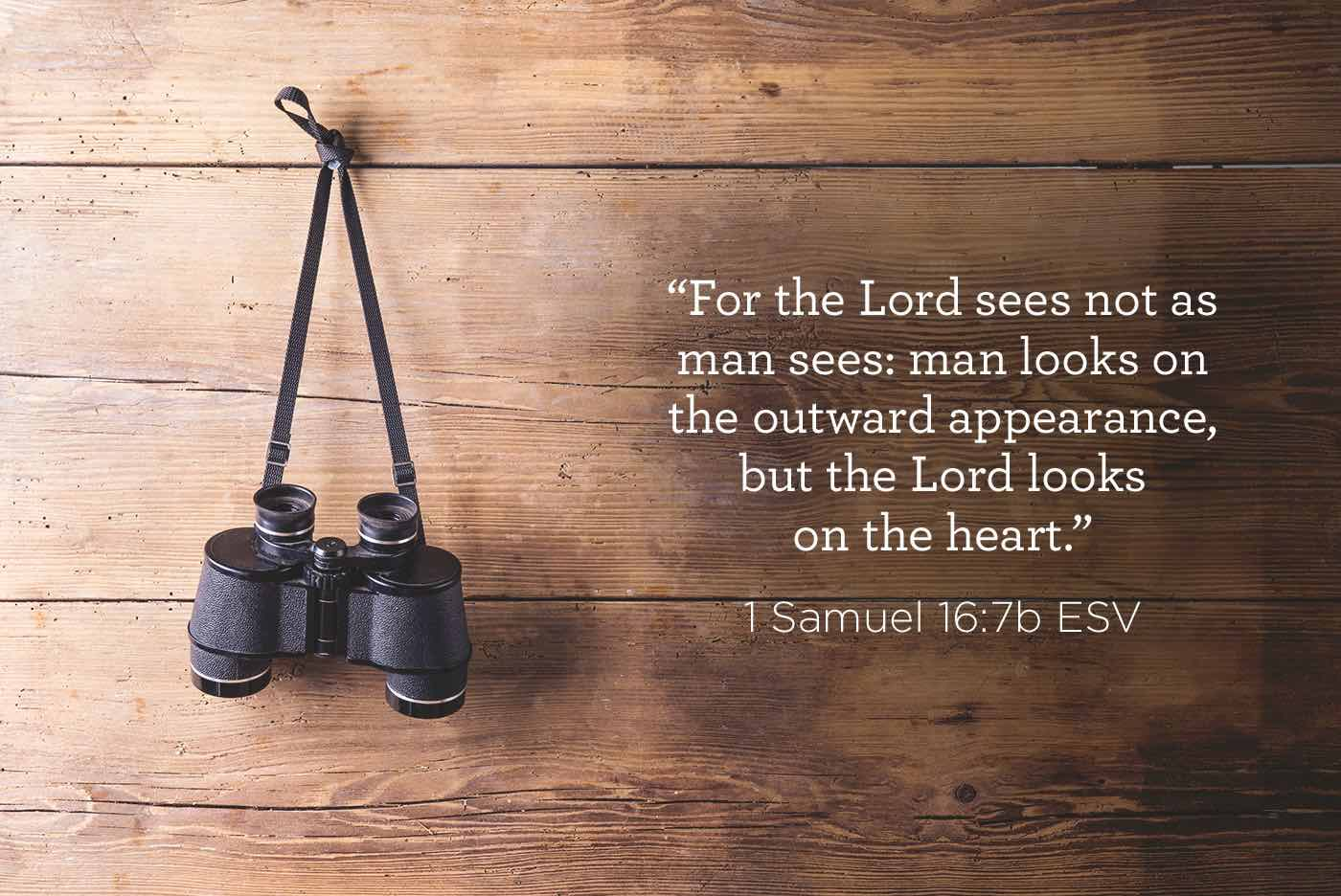 thumbnail image for The Lord Looks on the Heart