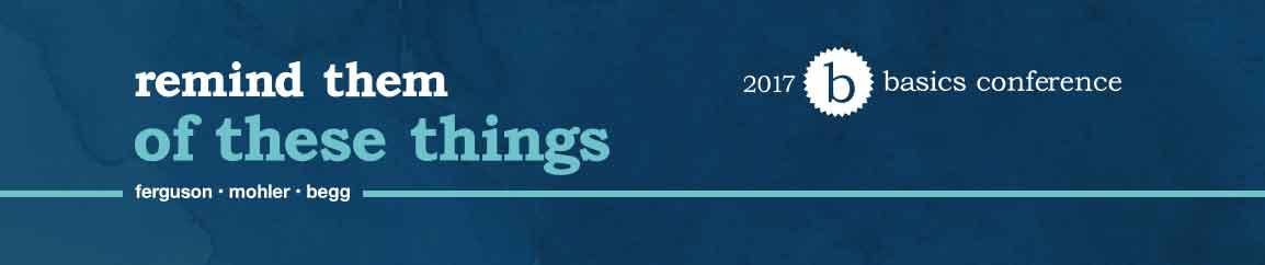 Basics Conference 2017
