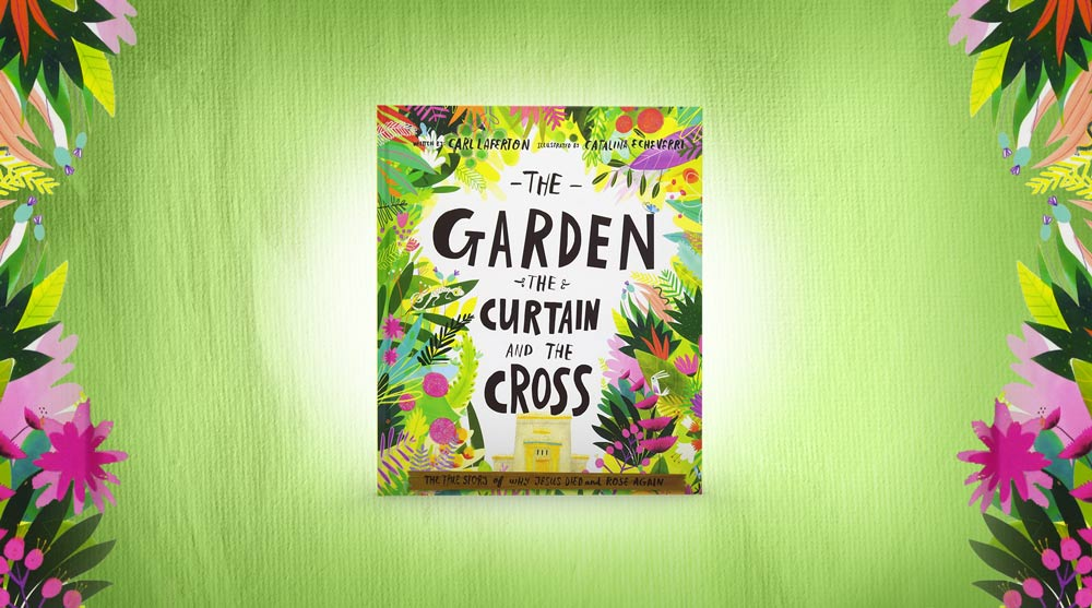 The Garden Curtain and Cross