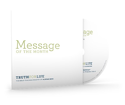 Photo of Message of the Month CD and CD Jacket