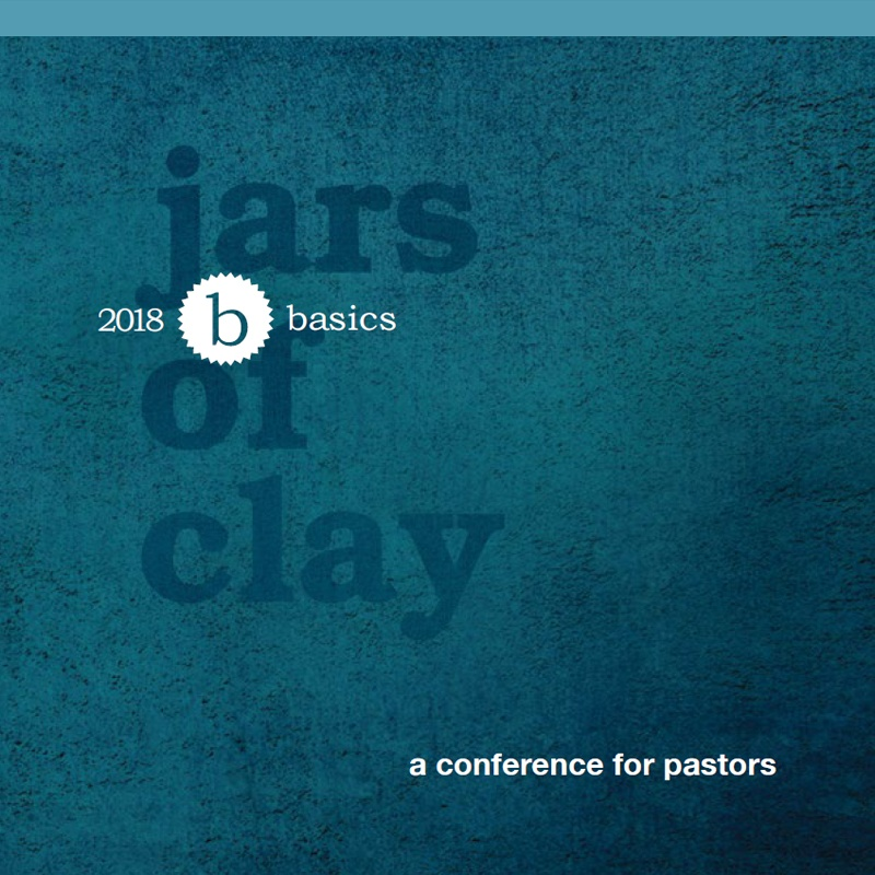 Basics Conference booklet cover