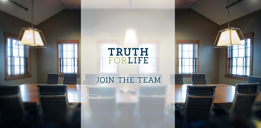 Truth For Life Team