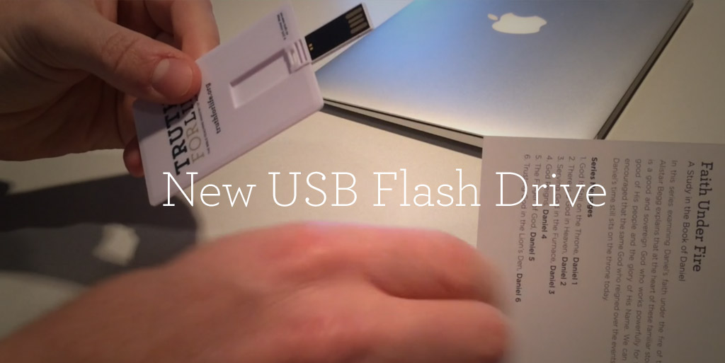 thumbnail image for How to Use the New USB Flash Drive