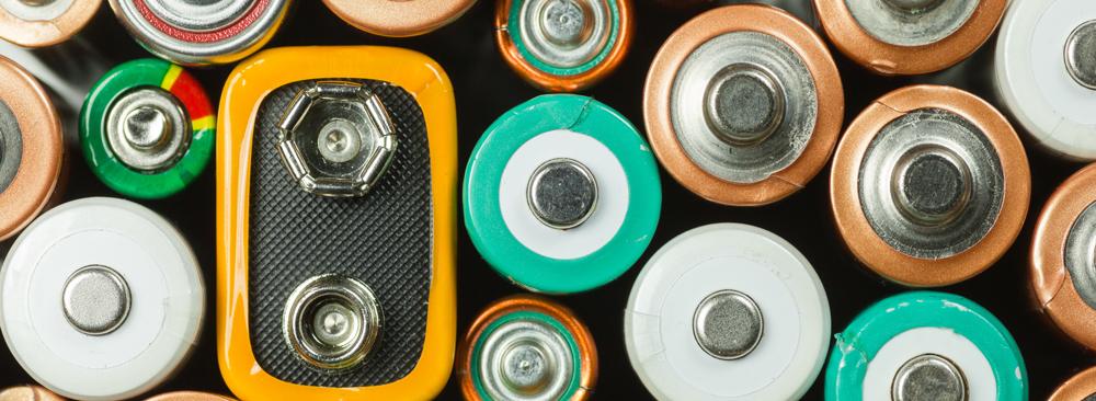 batterijen en milieu