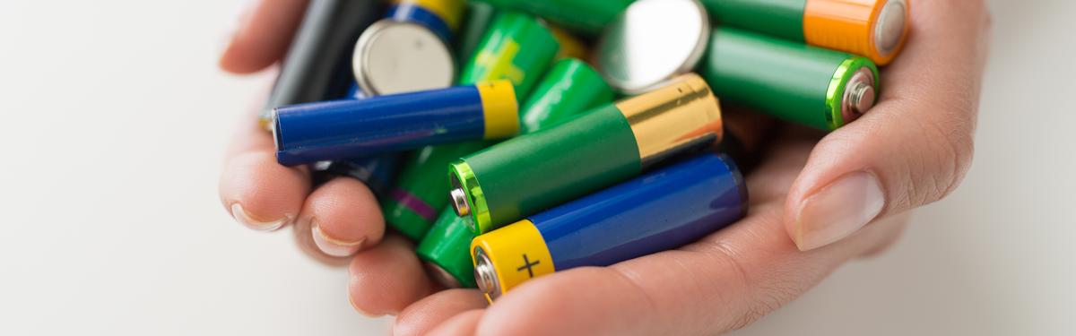 inhoud batterijen