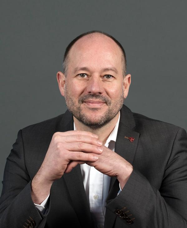 Professor Joeri Van Mierlo