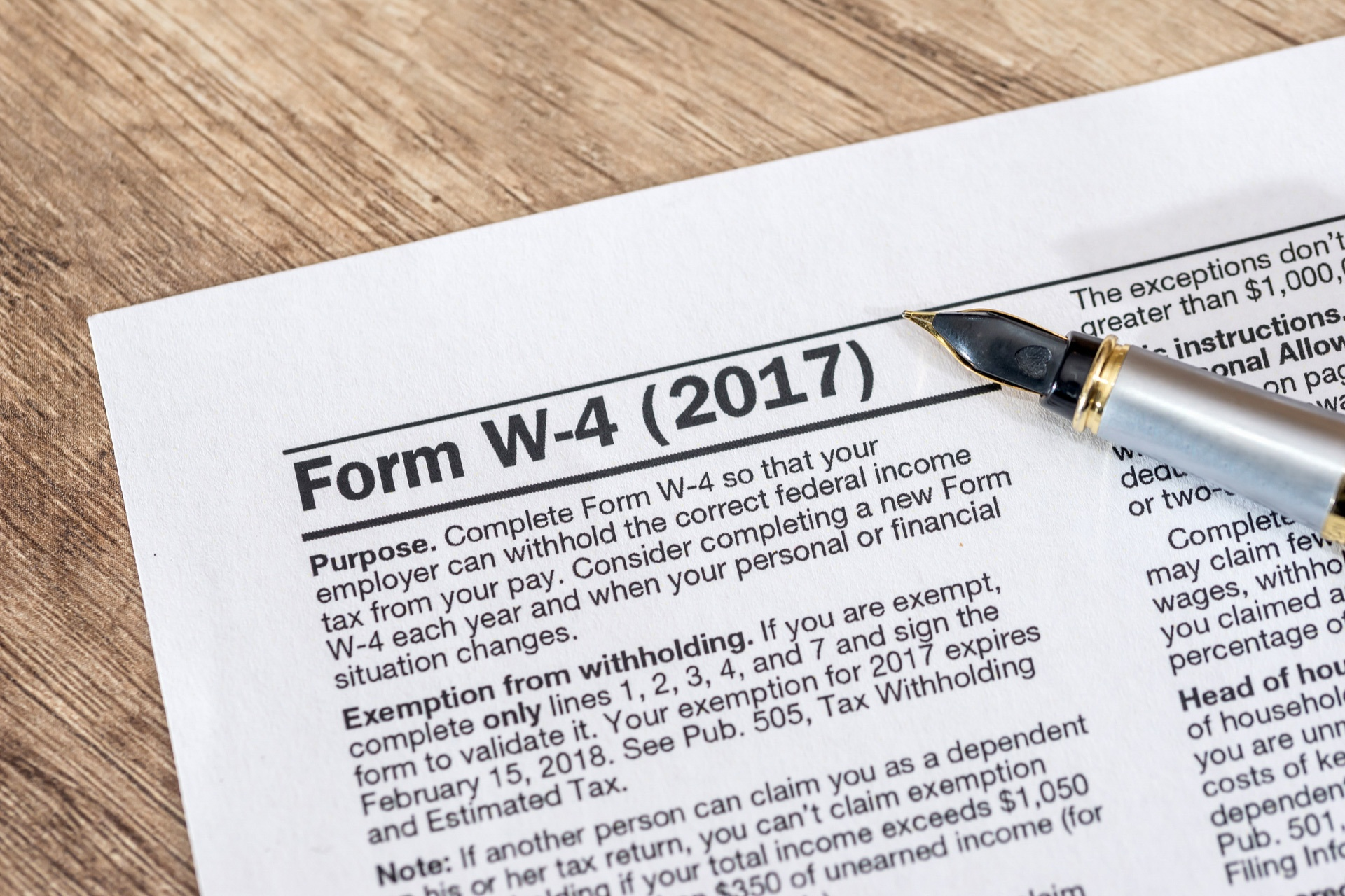Irs releases new tax withholding tables for 2018 on january 9 2018 the internal revenue service irs issued new income tax withholding tables these tables notice 1036 will help employers determine falaconquin